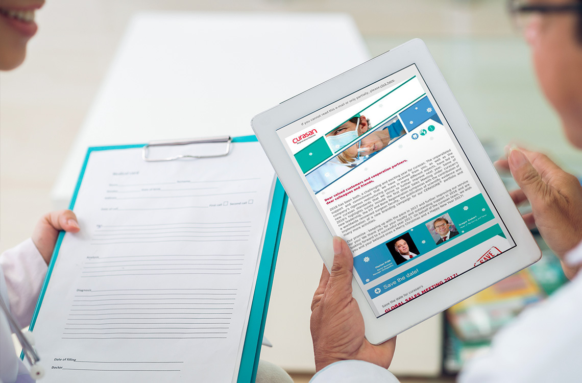 Mail Es! Personalized newsletters for your email marketing
